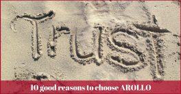 10 reasons for AROLLO
