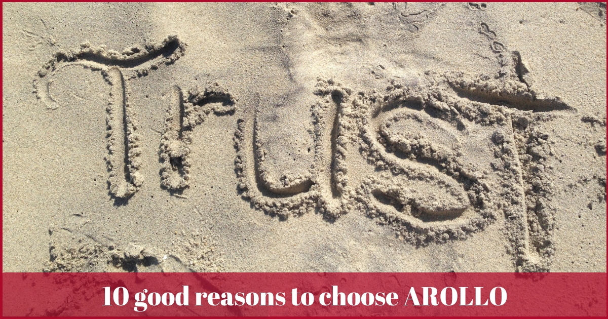 10 reasons for AROLLO