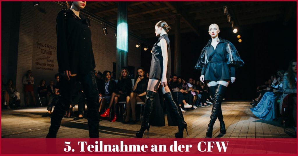 Caspian Fashion Week