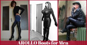 AROLLO Boots for men
