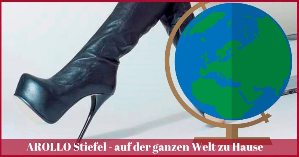 AROLLO Stiefel international