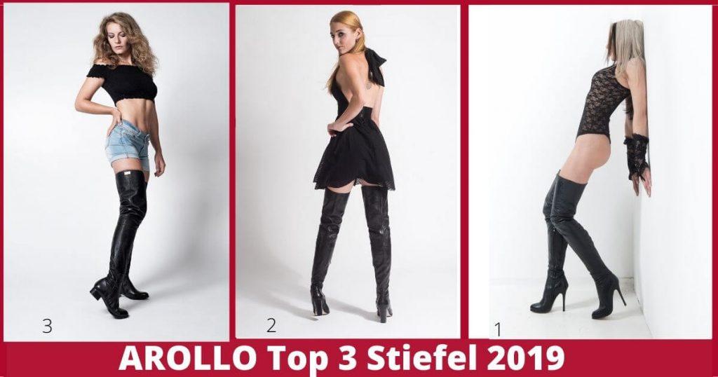 Top 3 meist verkaufte