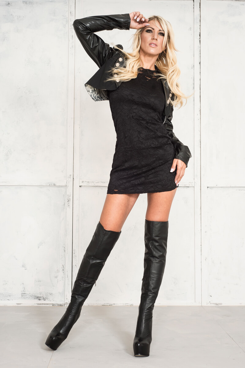 Arollo Leather Heeled Boots AROLLO-anna3-1