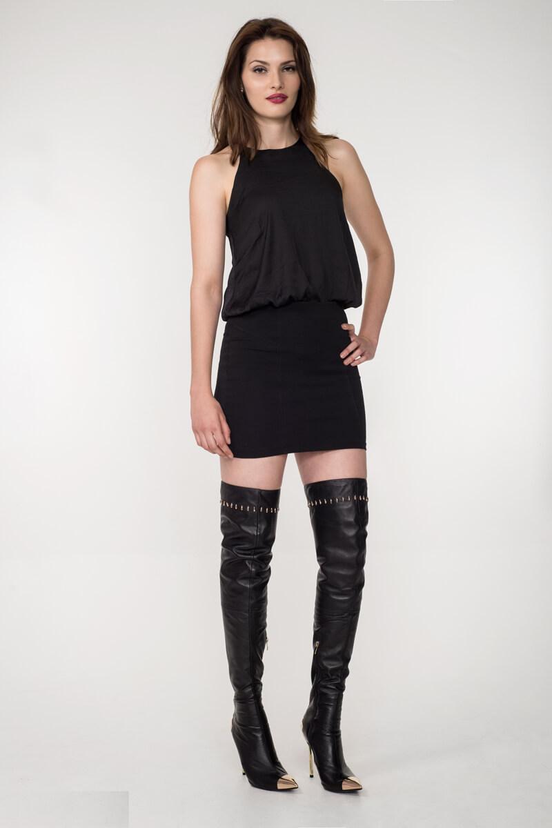 Arollo Leather Heeled Boots AROLLO-lady-vanessa2-1