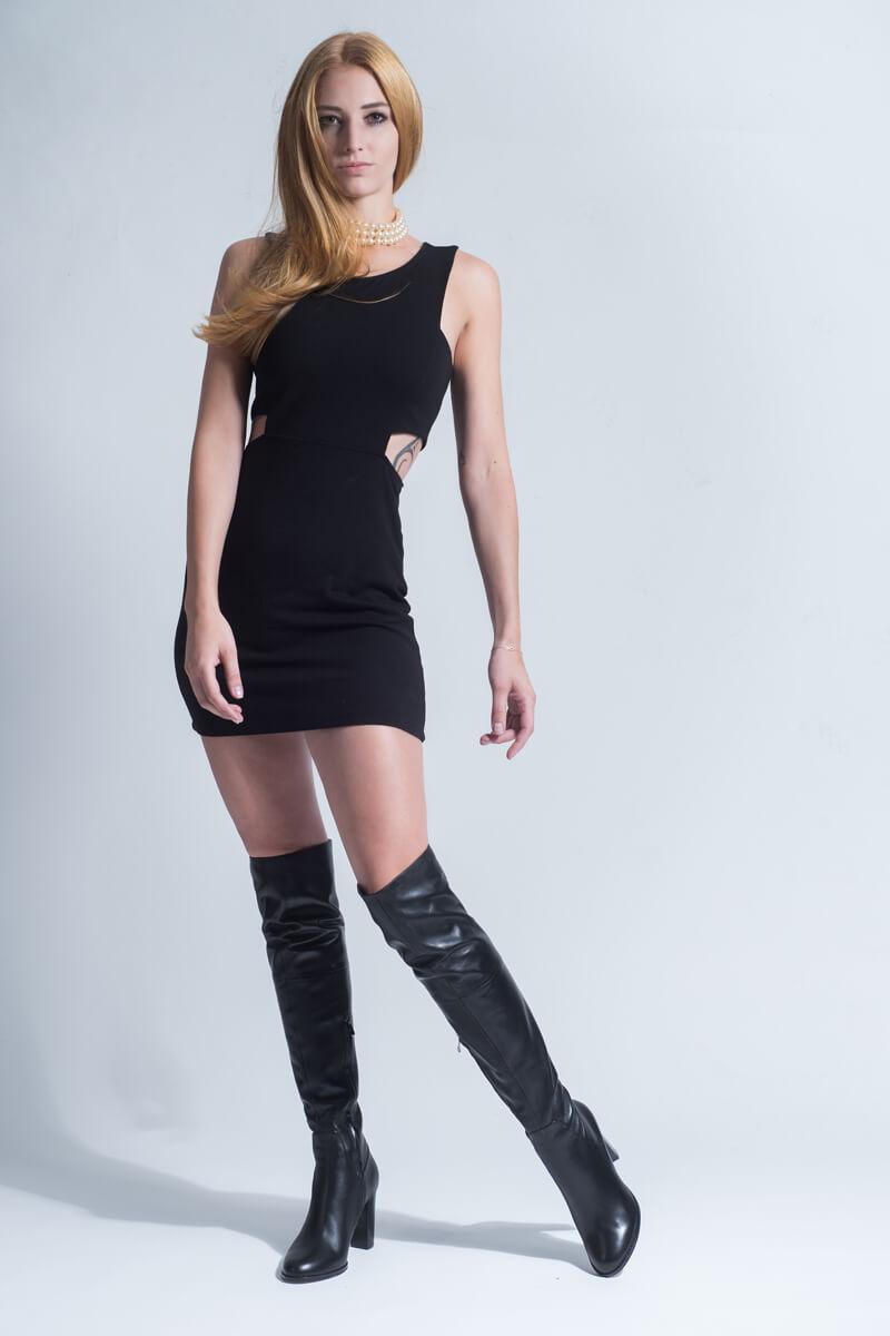 Arollo Leather Heeled Boots AROLLO-overknee-victoria-1