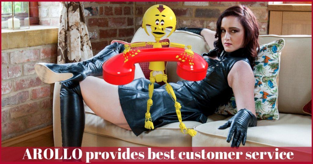 best customer service guaranteed