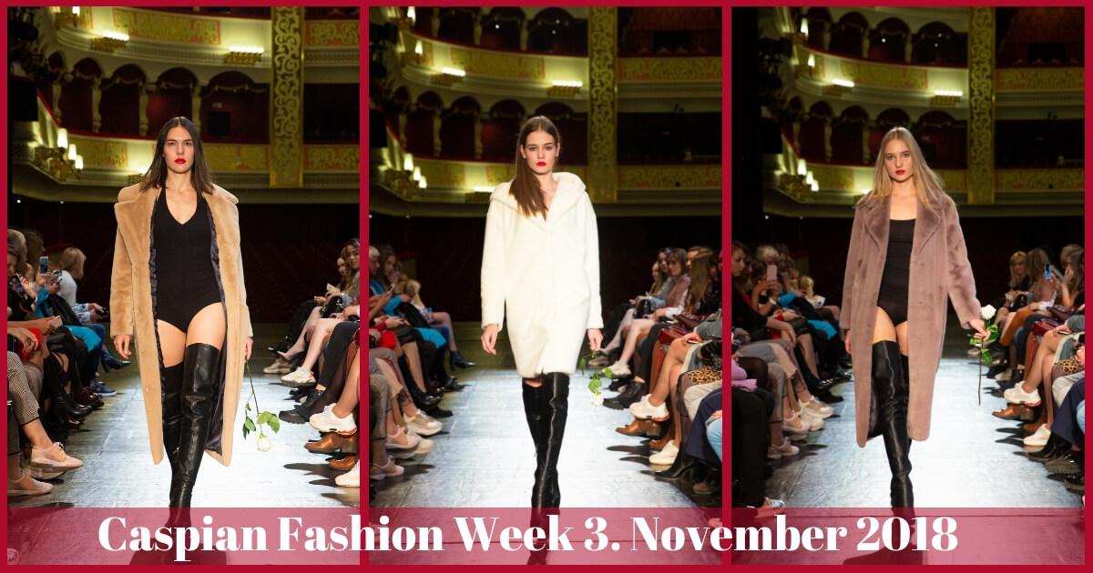 AROLLo auf der Caspian Fashion Week