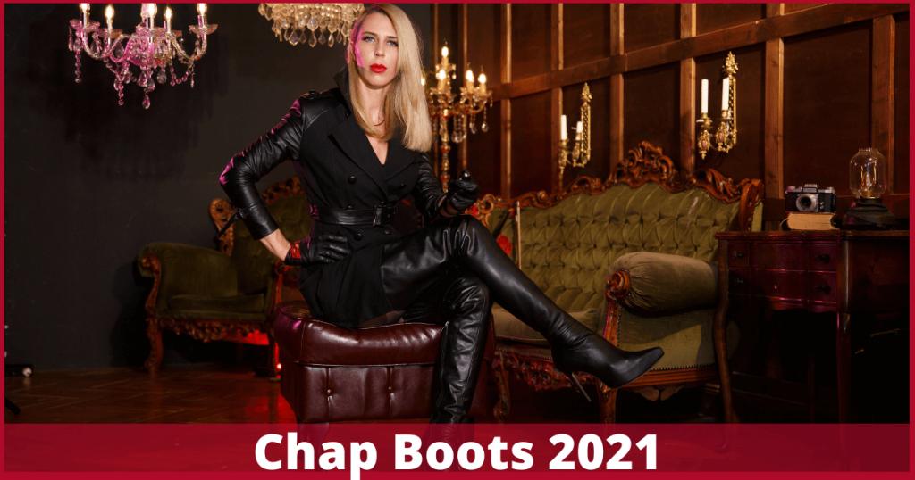 Chap Boots