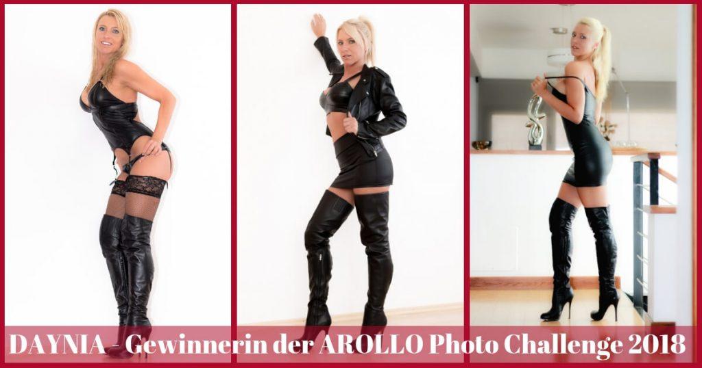 Gewinnerin AROLLO Photo Challenge 2018