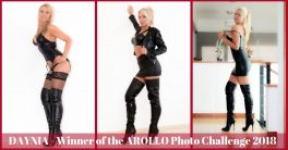Winner of the AROLLO Boots Photo Challenge 2018