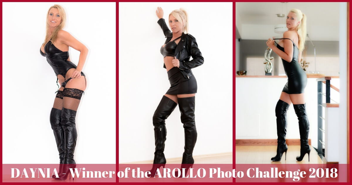 Winner of the AROLLO Boots Photo Challenge 2018