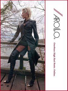 Germany´s AROLLO Boots Models