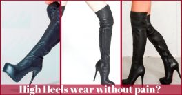 High Heels without pain
