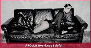 Ovekrnee Stiefel