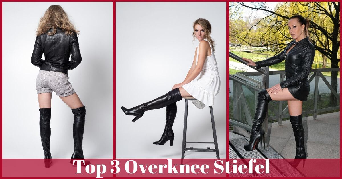 Top 3 Overknee Stiefel 2018