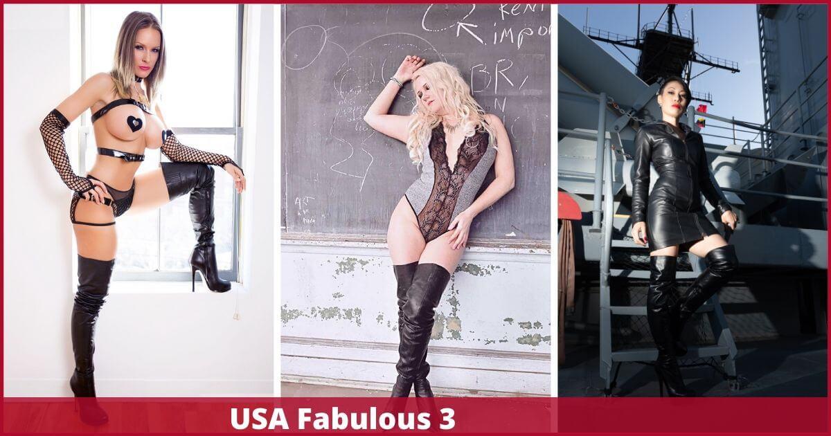 USA fab 3