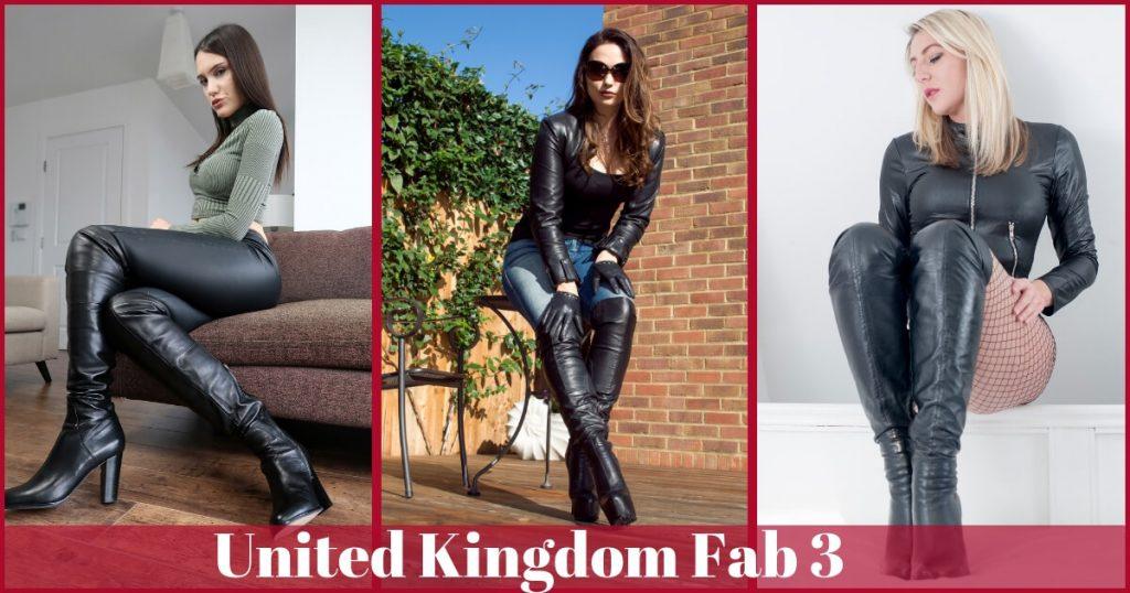 United Kingdom Fab 3