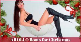 AROLLO Overknee Stiefel BDSM Archive • AROLLO Overknee Stiefel