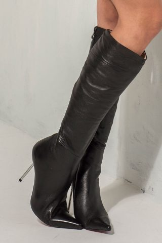 Knee High Stiletto Roma