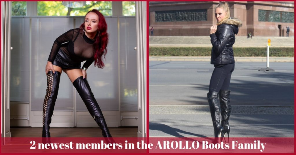 New member in the AROLLO Boots Family