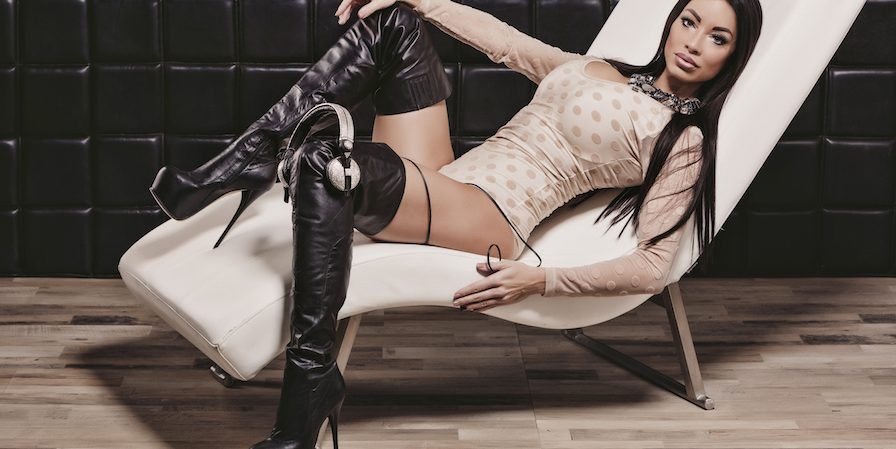 Your Online Shop for Overknee Boots & Crotch Boots